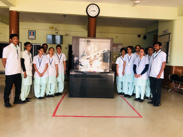 P.B. B.Sc. Nursing